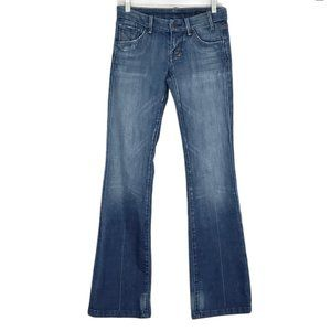 Citizens of Humanity Low Rise Flare Jeans 26